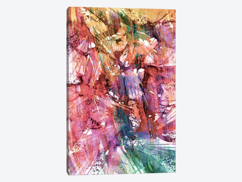 Birds Of Prey, Fashion Frenzy by Julia Di Sano 1-piece Art Print