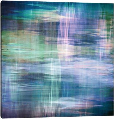 Blurry Vision I Canvas Art Print