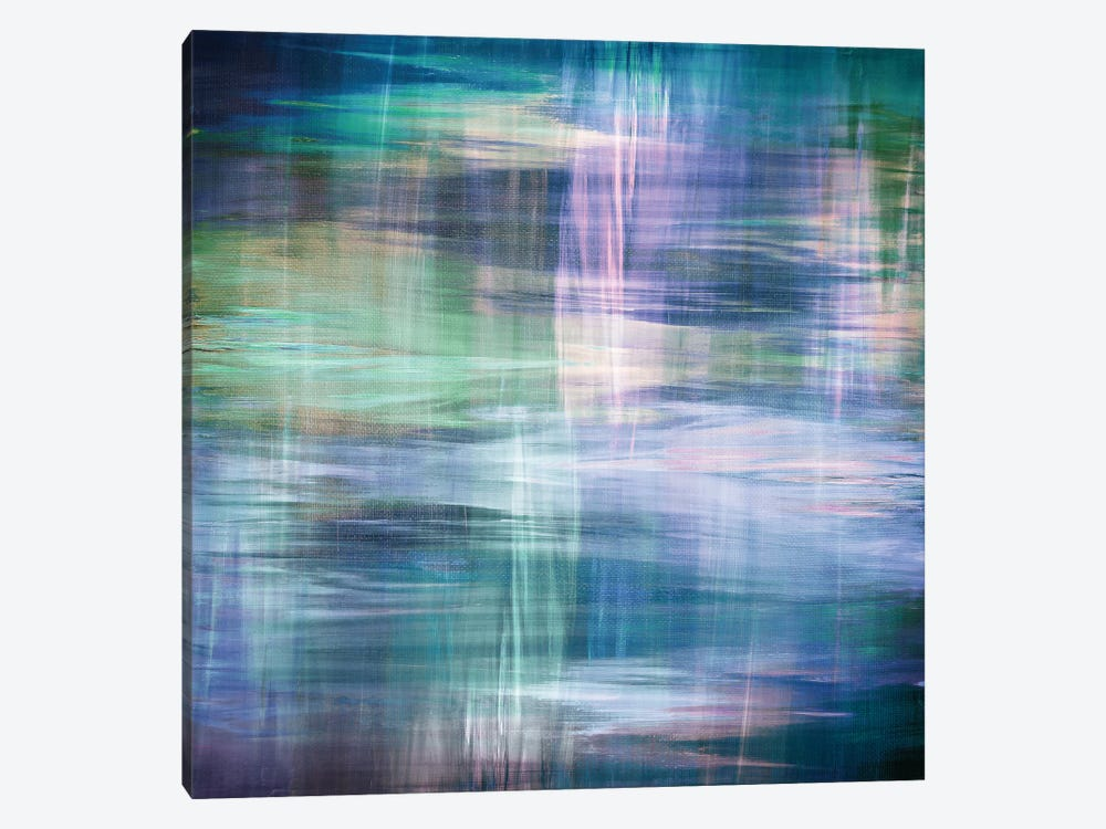 Blurry Vision I by Julia Di Sano 1-piece Canvas Art