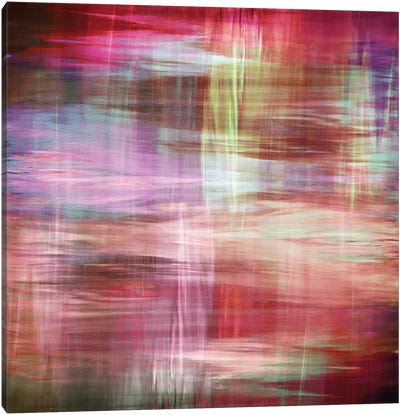 Blurry Vision II Canvas Art Print
