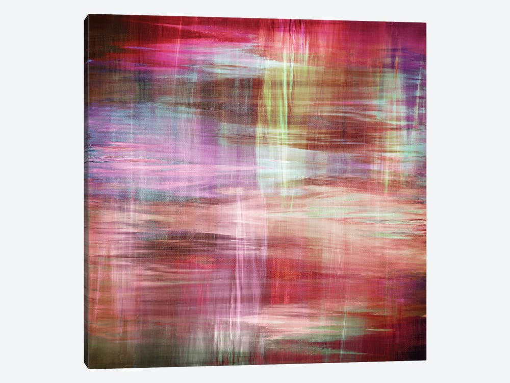 Blurry Vision II by Julia Di Sano 1-piece Canvas Art Print