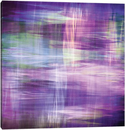 Blurry Vision III Canvas Art Print