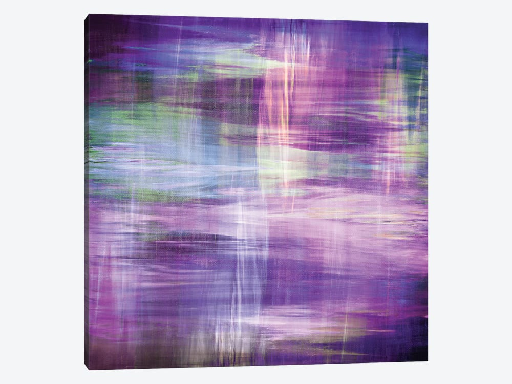 Blurry Vision III 1-piece Canvas Artwork