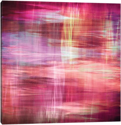 Blurry Vision IV Canvas Art Print