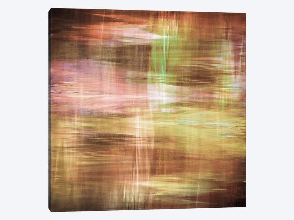 Blurry Vision V 1-piece Canvas Wall Art