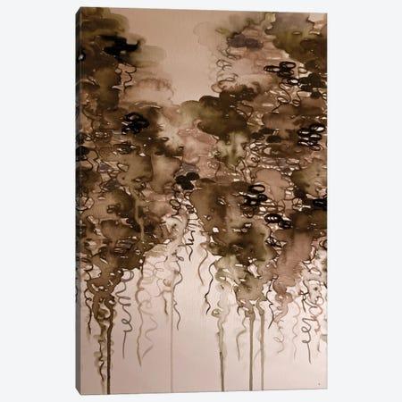 Coffee Clouds Canvas Print #JDS90} by Julia Di Sano Canvas Art Print