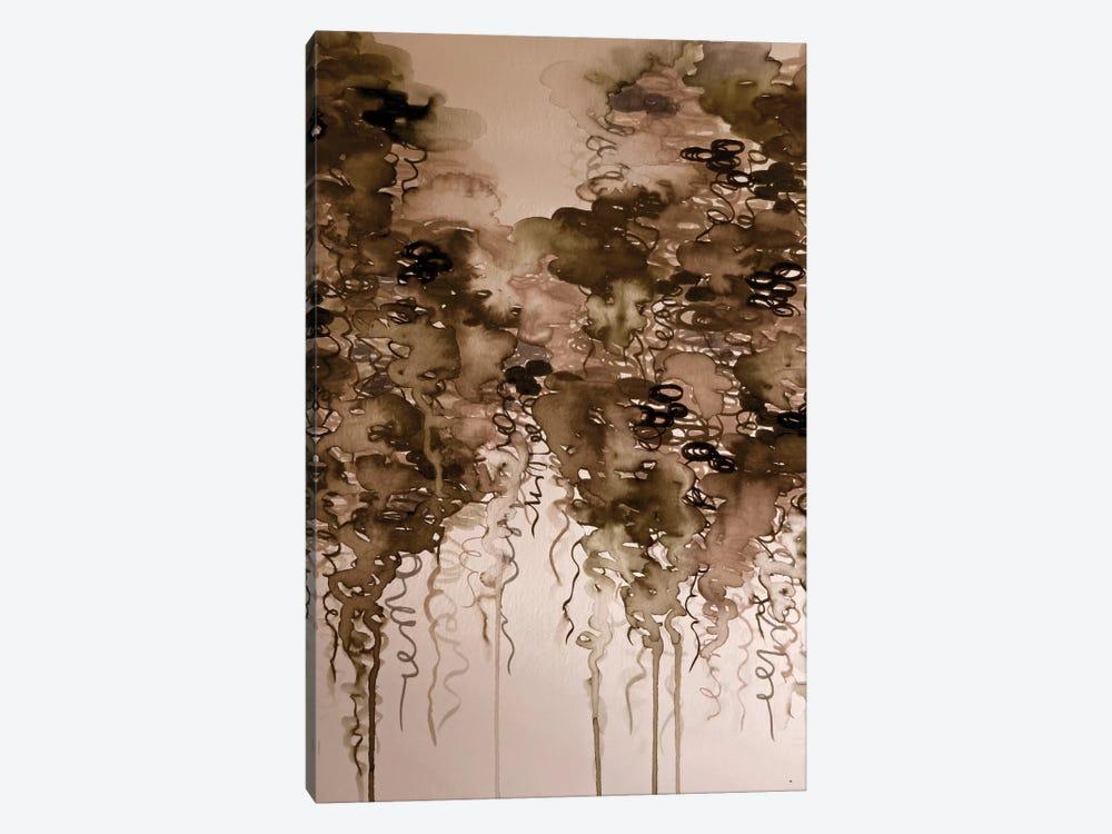Coffee Clouds by Julia Di Sano 1-piece Canvas Art Print