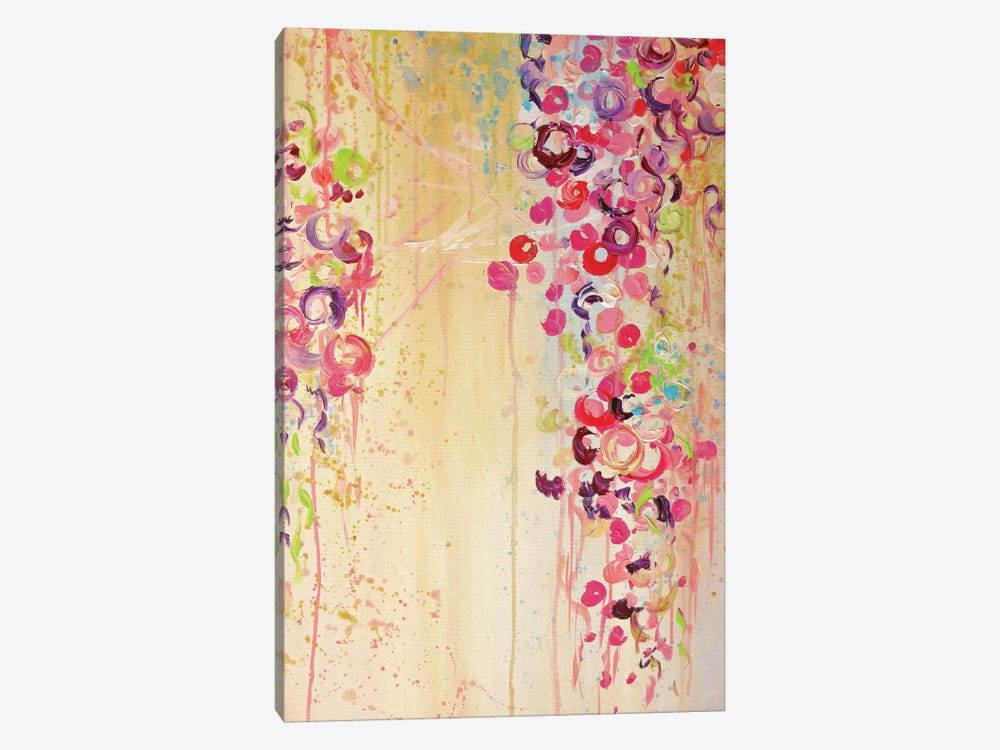 Dance Of The Sakura II by Julia Di Sano 1-piece Canvas Artwork