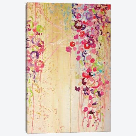 Dance Of The Sakura II Canvas Print #JDS91} by Julia Di Sano Canvas Print