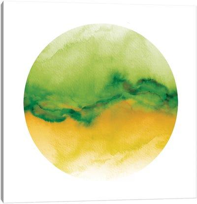 Flow V Canvas Art Print