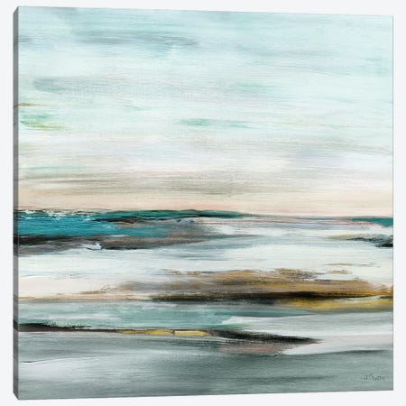 View at Dusk Canvas Print #JDT10} by Judith Shapiro Canvas Art