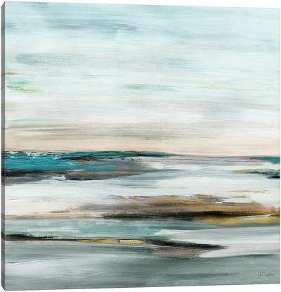 View at Dusk Canvas Art Print