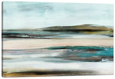 Shifting Horizons Canvas Art Print
