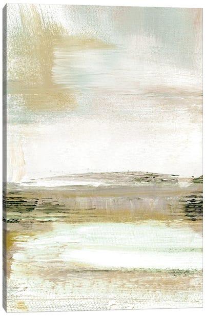 Summer Haze I Canvas Art Print
