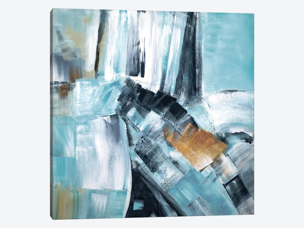River Dance I by Judith Shapiro 1-piece Canvas Wall Art