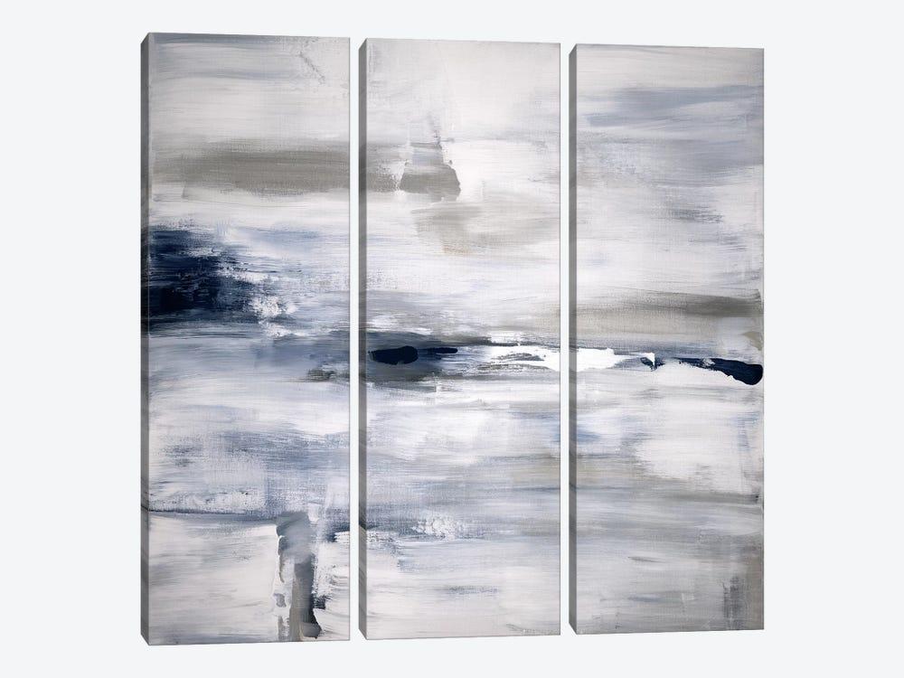Shifting Tides I by Judith Shapiro 3-piece Canvas Art Print