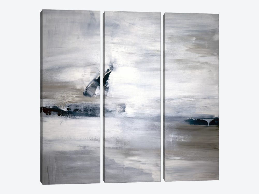 Shifting Tides II by Judith Shapiro 3-piece Canvas Art