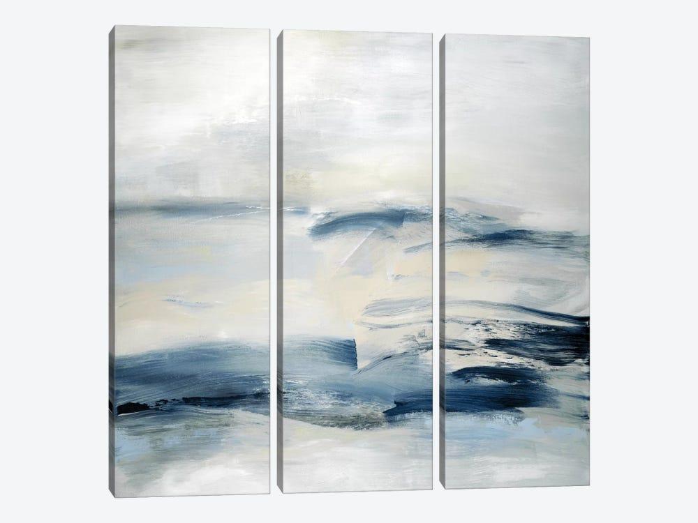 Adrift by Judith Shapiro 3-piece Canvas Art Print