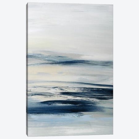 Drifting Tides II Canvas Print #JDT8} by Judith Shapiro Canvas Wall Art