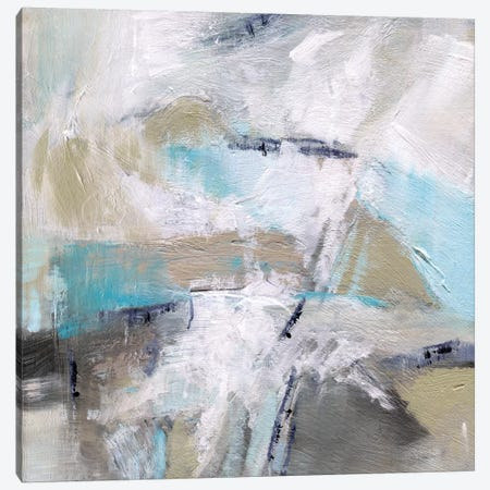 Perpendicular Canvas Print #JDT9} by Judith Shapiro Canvas Art