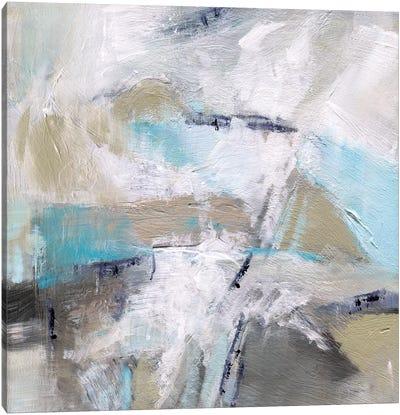 Perpendicular Canvas Art Print