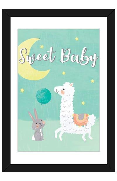 Baby Adventure IV Framed Art Print