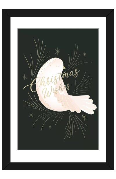 Elegant Christmas II Framed Art Print