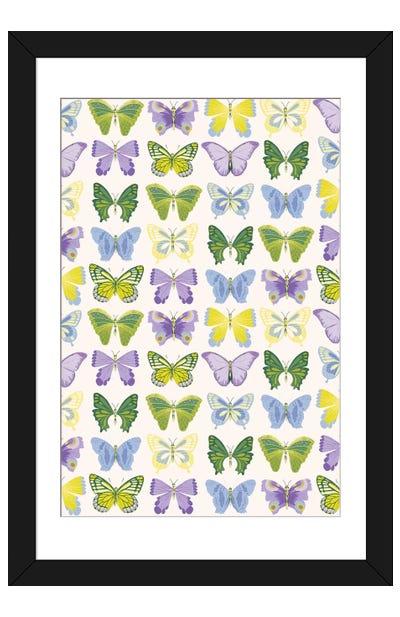 The Botanist I Framed Art Print