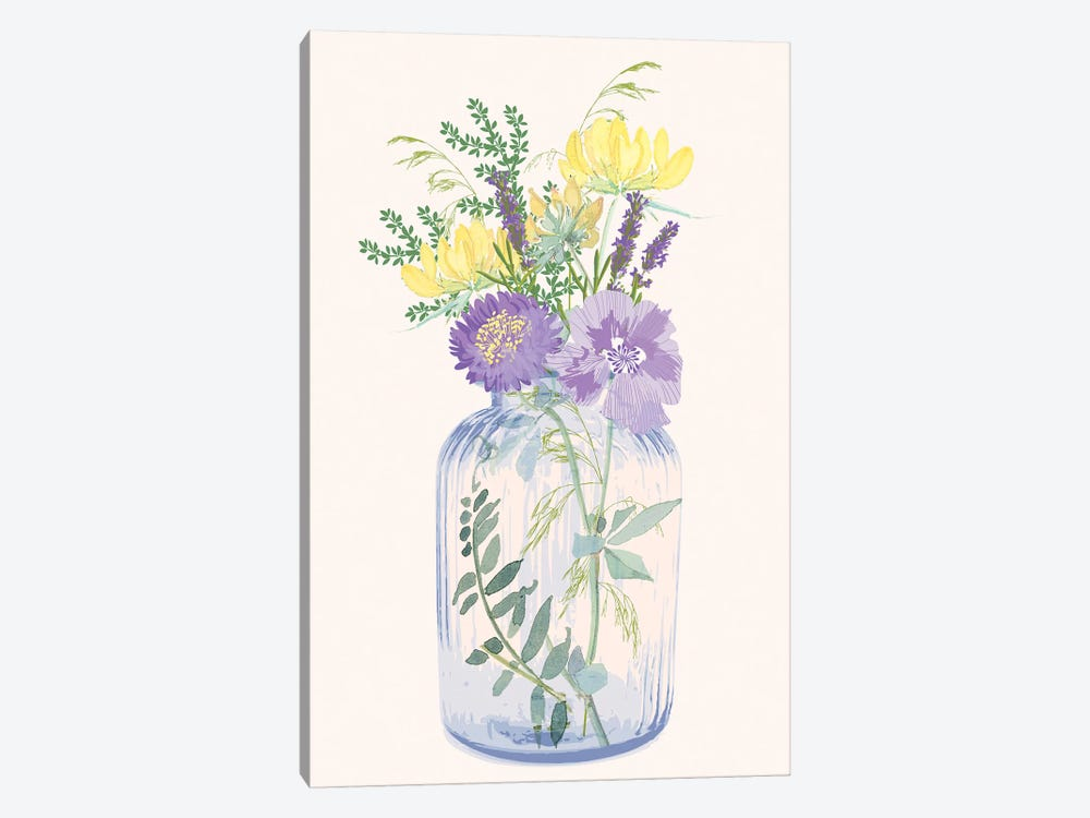 The Botanist III by Jennifer Ellory 1-piece Art Print