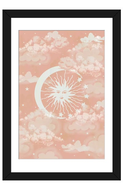 Crafted Tribe Framed Art Print