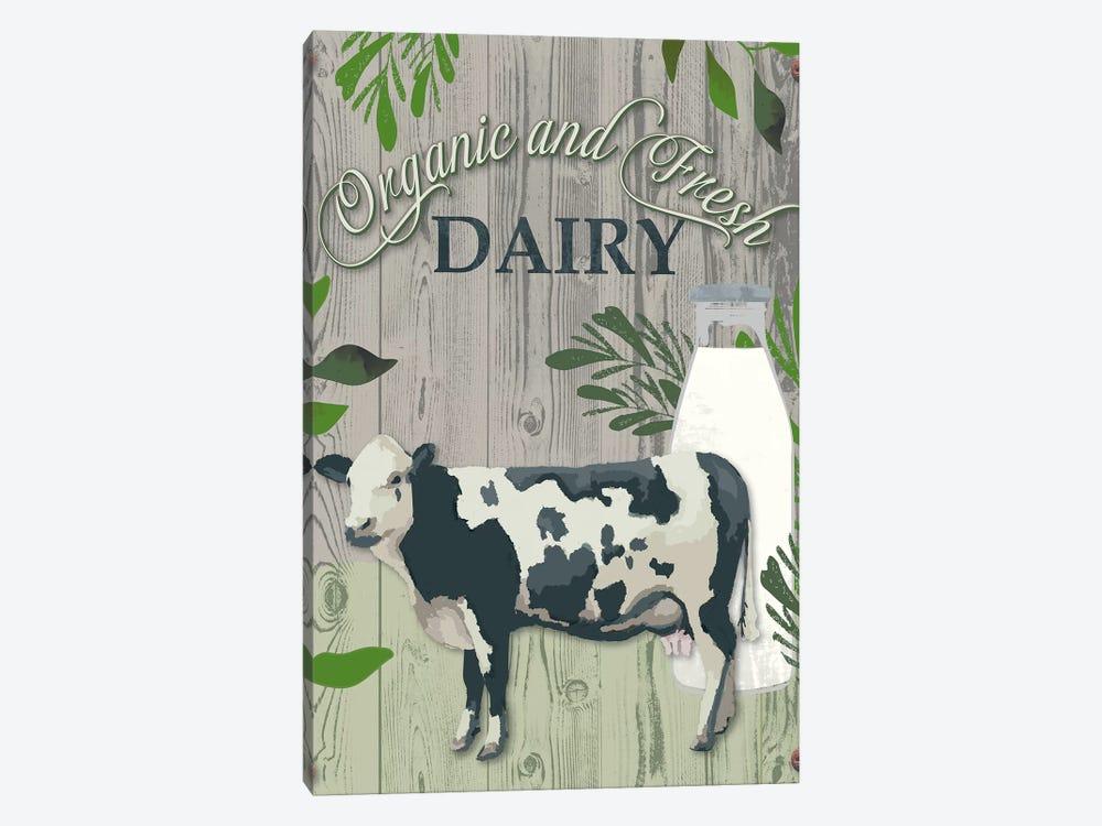 Farm To Table I by Jennifer Ellory 1-piece Canvas Print