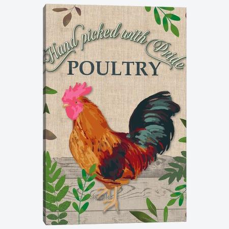 Farm To Table II Canvas Print #JEE7} by Jennifer Ellory Canvas Wall Art