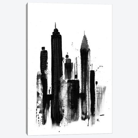 New York I Canvas Print #JEF9} by Jeff Rogers Canvas Art