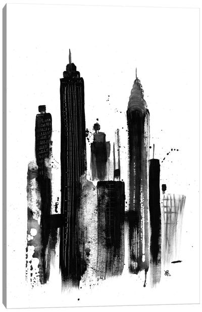 New York I Canvas Print #JEF9