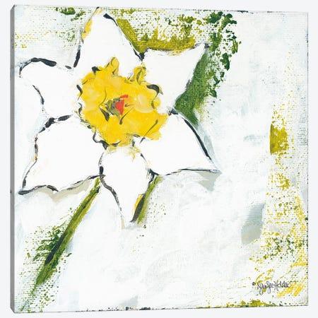 Spring Has Sprung I Canvas Print #JEH10} by Jennifer Holden Art Print