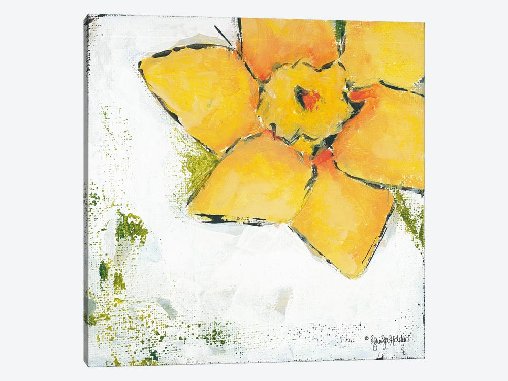 Spring Has Sprung II by Jennifer Holden 1-piece Canvas Art