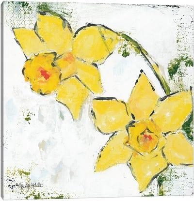 Spring Has Sprung III Canvas Art Print