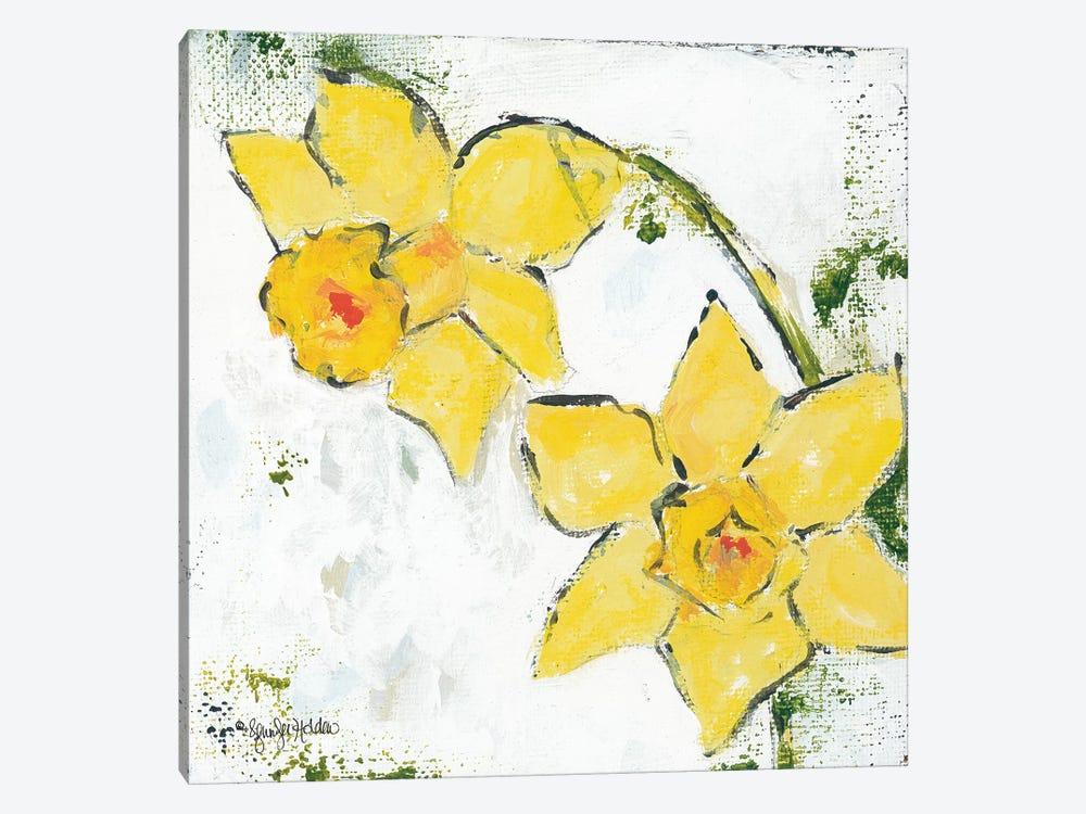 Spring Has Sprung III by Jennifer Holden 1-piece Canvas Art Print