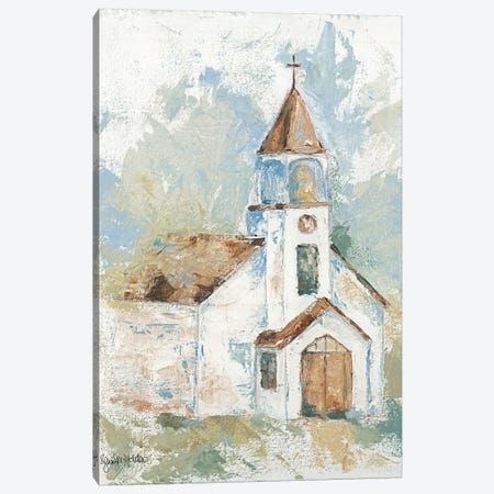Blessed Assurance Canvas Print #JEH1} by Jennifer Holden Canvas Art