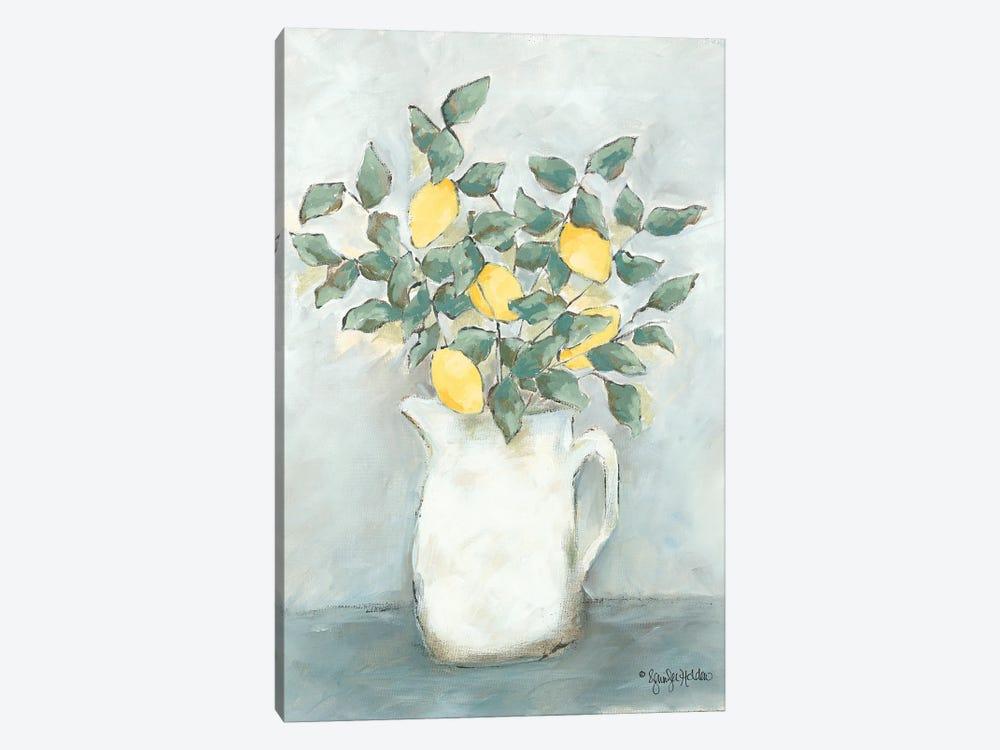 Fresh Picked by Jennifer Holden 1-piece Canvas Artwork