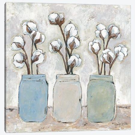 Cotton Cottage Canvas Print #JEH3} by Jennifer Holden Canvas Art