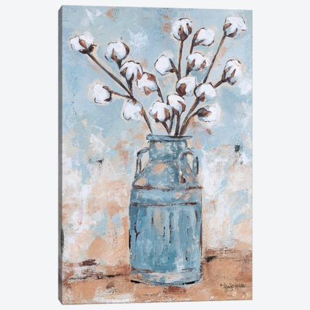 Feelin' Farmhouse Canvas Print #JEH5} by Jennifer Holden Canvas Art Print