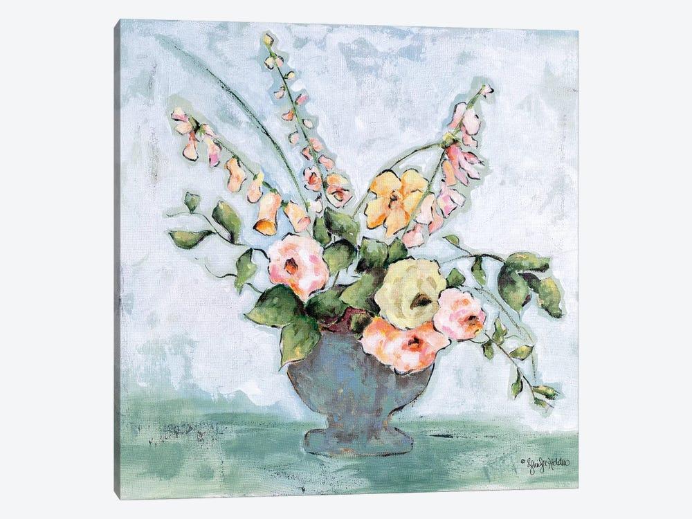 Let Your Faith Blossom by Jennifer Holden 1-piece Canvas Artwork