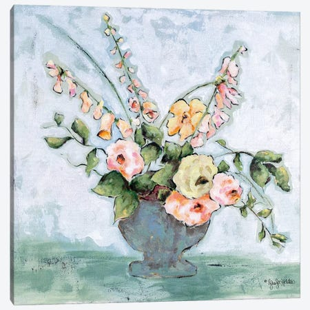 Let Your Faith Blossom Canvas Print #JEH6} by Jennifer Holden Canvas Art Print