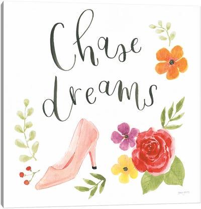 Chase Dreams I Autumn Canvas Art Print