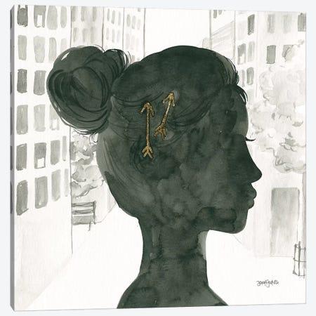 Boss Ladies I Canvas Print #JEJ35} by Jenaya Jackson Canvas Artwork