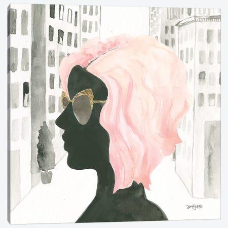 Boss Ladies IV 3-Piece Canvas #JEJ38} by Jenaya Jackson Canvas Art Print