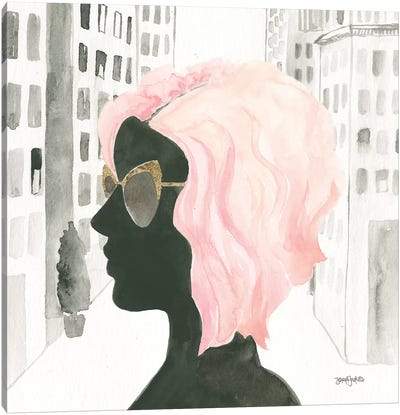 Boss Ladies IV Canvas Art Print
