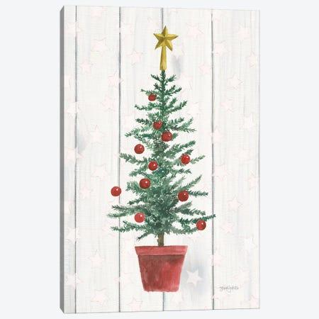 Welcome Christmas IV Canvas Print #JEJ44} by Jenaya Jackson Canvas Print