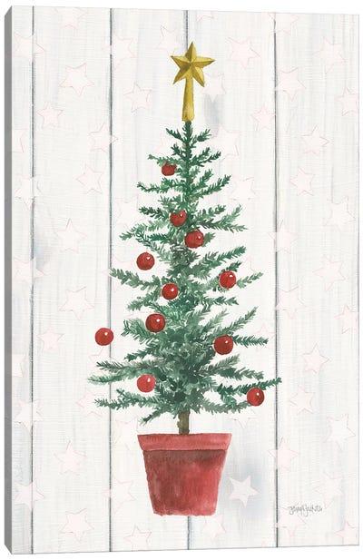 Welcome Christmas IV Canvas Art Print